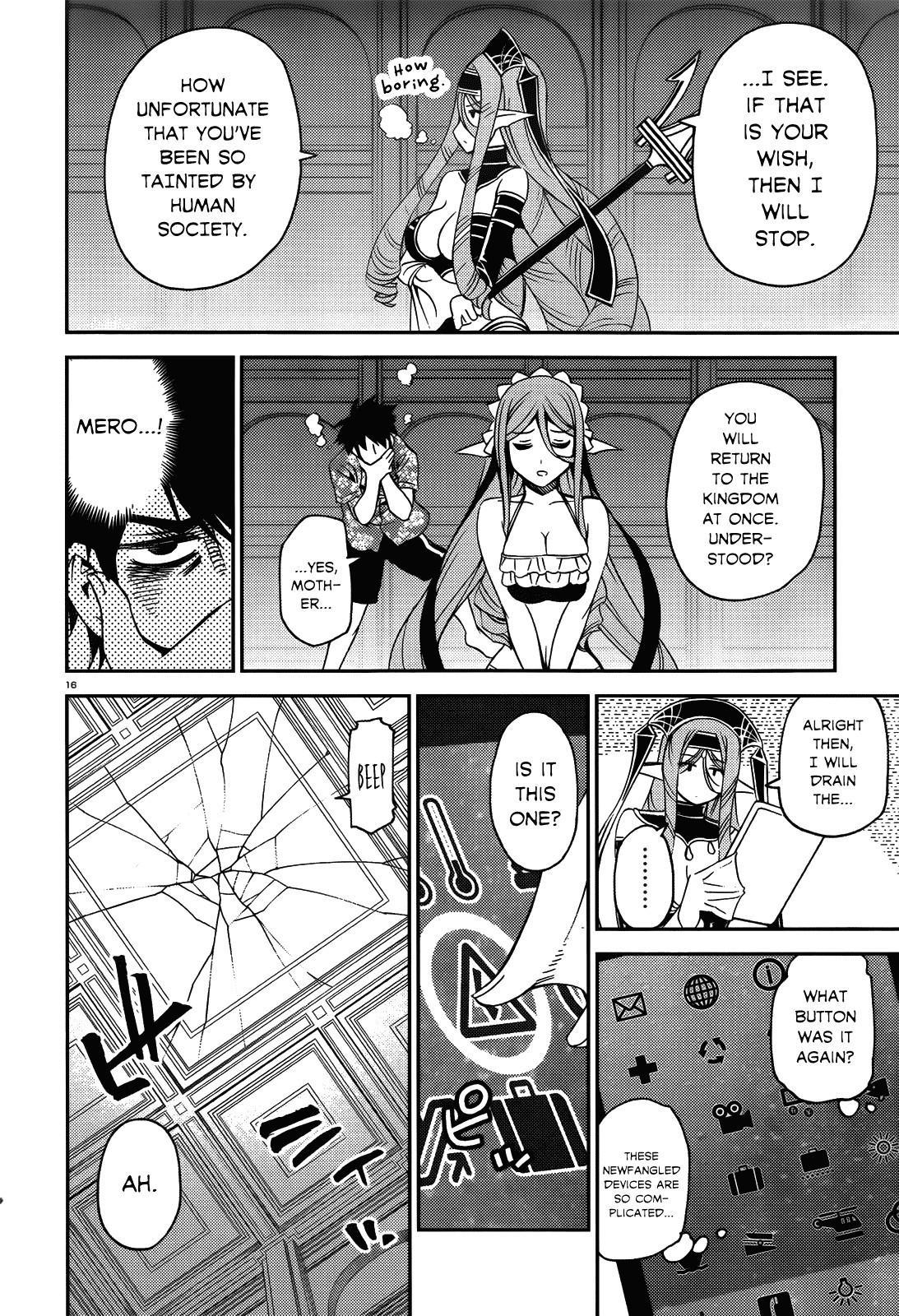 Monster Musume no Iru Nichijou 37 - Read Monster Musume no ...